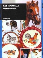 Porcelaine motifs animaliers - Intérieur - Format classique