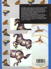 Porcelaine motifs animaliers - 4ème de couverture - Format classique
