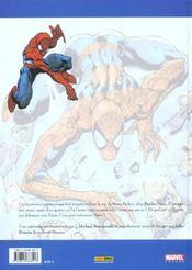 Spider-man premium t.1 ; vocation - 4ème de couverture - Format classique