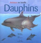Animaux En Famille ; Dauphins - Intérieur - Format classique