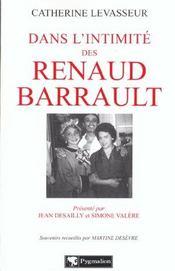 Dans L'Intimite Des Renaud-Barrault - Intérieur - Format classique