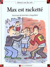 Max est racketté - Intérieur - Format classique
