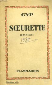 Soeurette. - Couverture - Format classique