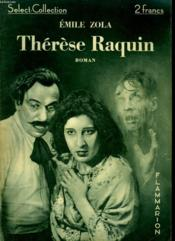 Therese Raquin. Collection : Select Collection N° 85. - Couverture - Format classique