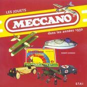 Jouets Meccano Dans Les Annees 1930 - Intérieur - Format classique