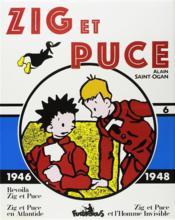 Zig et Puce t.6 ; 1946-1948 - Couverture - Format classique