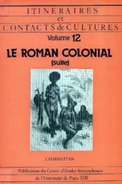 Roman Colonial T2 Americain - Couverture - Format classique