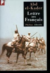 Lettre aux français - Couverture - Format classique