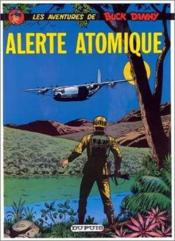 Buck Danny t.34 ; alerte atomique - Couverture - Format classique