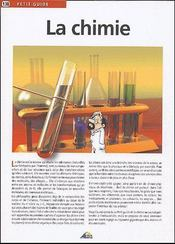 Petit Guide T.138 ; La Chimie - Couverture - Format classique