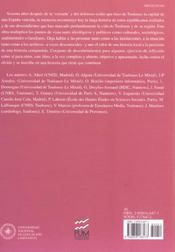 El Exilio Republicano Espanol En Toulouse ( 1939-1999 ) - 4ème de couverture - Format classique