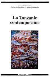 La Tanzanie contemporaine - Couverture - Format classique