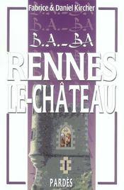 Rennes le-château - Intérieur - Format classique