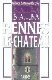 Rennes le-château - Couverture - Format classique
