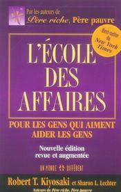 Ecole Des Affaires - Intérieur - Format classique