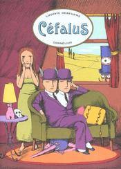 Cefalus - Intérieur - Format classique