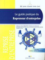 Le Guide Pratique Du Repreneur D'Entreprise - Intérieur - Format classique