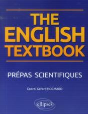 Vente  The english textbook. anglais. prepas scientifiques  - Hocmard - Gerard Hocmard