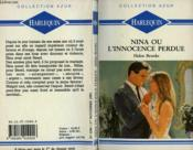 Nina Ou L'Innocence Perdue - The Devil You Know - Couverture - Format classique