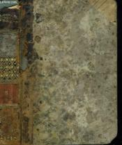 ESSAI SUR L'ELOQUENCE DE LA CHAIRE, panégyriques, éloges et discours. TOME III. - Couverture - Format classique