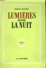 Lumieres Dans La Nuit - Couverture - Format classique