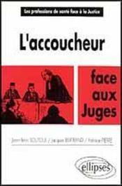 L'Accoucheur - Couverture - Format classique