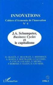 Innovations N°4 Schumpeter - Couverture - Format classique