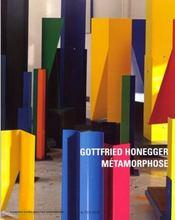 Gottfried Honegger - Intérieur - Format classique