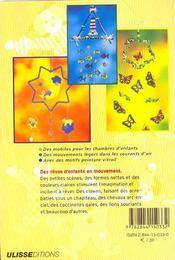 Mobiles Multicolores En Papier - 4ème de couverture - Format classique