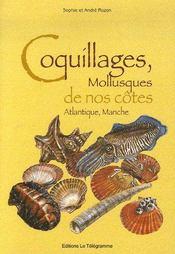 Coquillages de nos cotes (atlantique man - Intérieur - Format classique