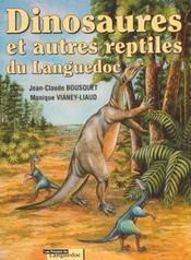 Dinosaures Et Autres Reptiles Du Languedoc - Intérieur - Format classique