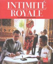 Intimite Royale - Intérieur - Format classique