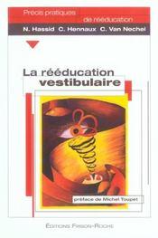 La Reeducation Vestibulaire - Intérieur - Format classique