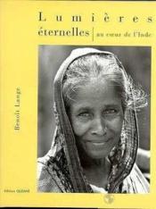 Lumieres Eternelles Au Coeur De L'Inde - Couverture - Format classique