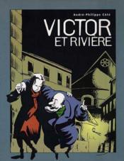 Victor Et Riviere - Couverture - Format classique