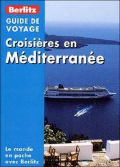Croisieres en mediterranee - Intérieur - Format classique