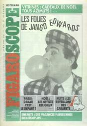 Figaro Scope N°13784 du 21/12/1988 - Couverture - Format classique