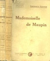 Mademoiselle De Maupin. En 2 Tomes. - Couverture - Format classique