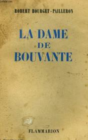 La Dame De Bouvante. - Couverture - Format classique