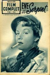 Tous Les Jeudis - Film Complet N° 210 - Eve Et Le Serpent - Couverture - Format classique
