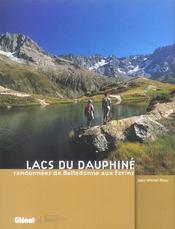 Lacs du Dauphiné ; randonnées de Belledonne aux écrins - Intérieur - Format classique
