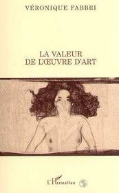 La Valeur De L'Oeuvre D'Art - Intérieur - Format classique