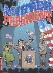 Mister president t.1 - Intérieur - Format classique