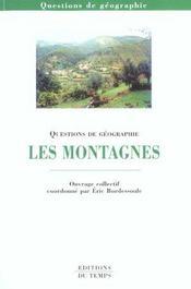 Les Montagnes - Intérieur - Format classique