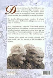 Coutumes Et Traditions Du Mariage - 4ème de couverture - Format classique