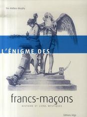 Enigme Des Francs Macons - Intérieur - Format classique