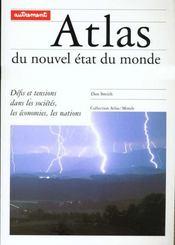 Atlas Du Nouvel Etat Du Monde - Intérieur - Format classique