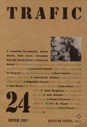 Revue Trafic N.24 - Couverture - Format classique