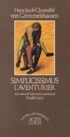 Simplicissimus l'aventurier - Couverture - Format classique