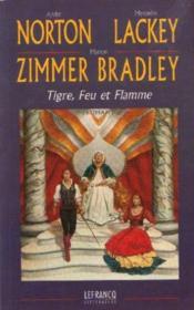 Tigre, Feu Et Flamme - Couverture - Format classique